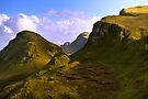 Trotternish Ridge (2) by Karl Williams