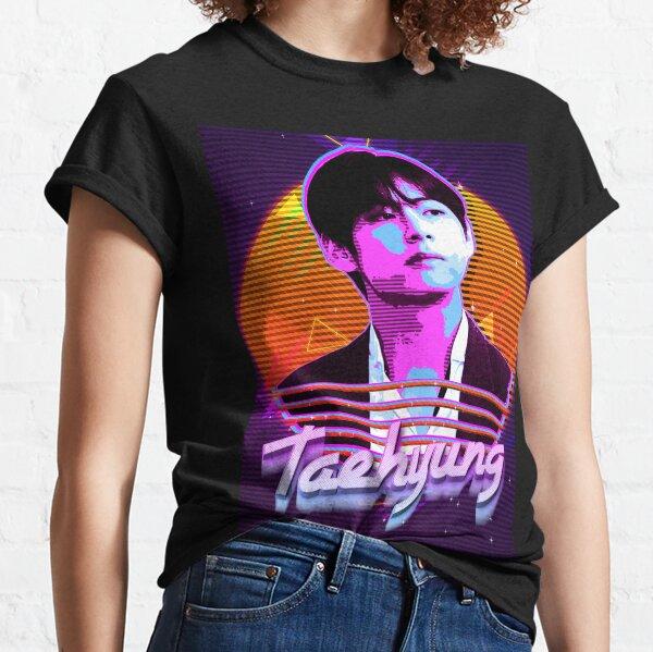 Retro Taehyung Classic T-Shirt