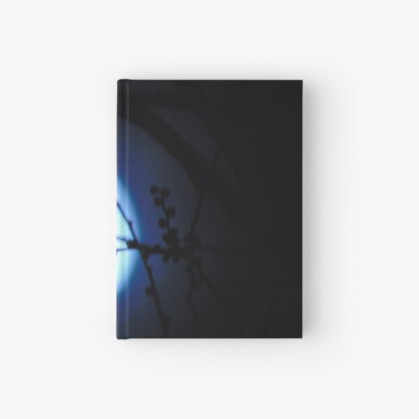 An Eerie Calm Hardcover Journal