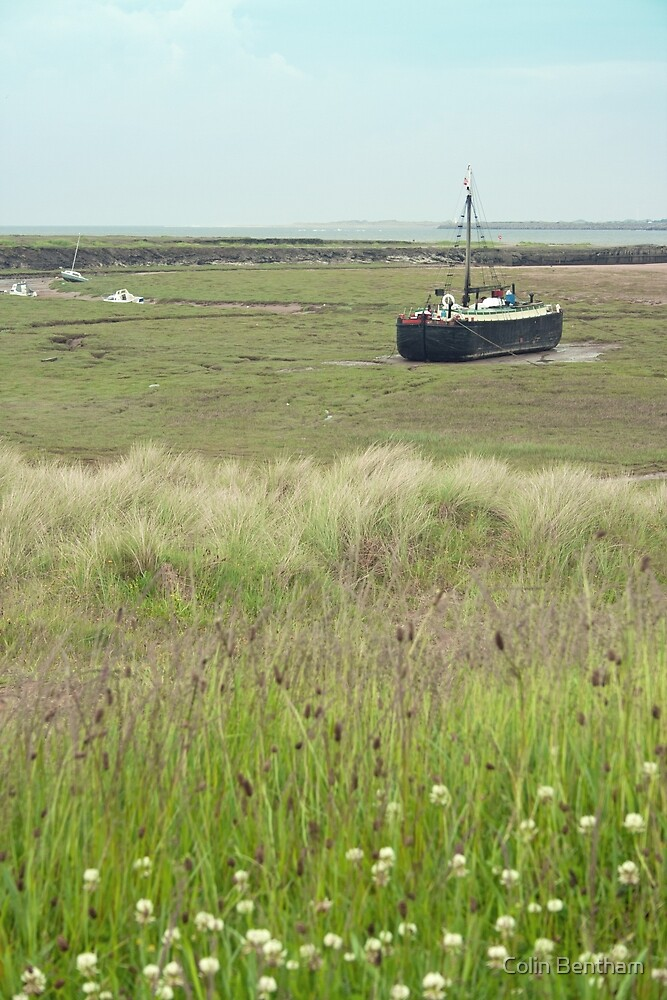 Askam Boats 003 by Colin Bentham