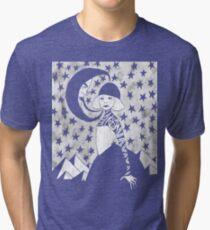 Cosmic Abnormality  Tri-blend T-Shirt