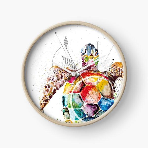 Ninja Turtle Clock