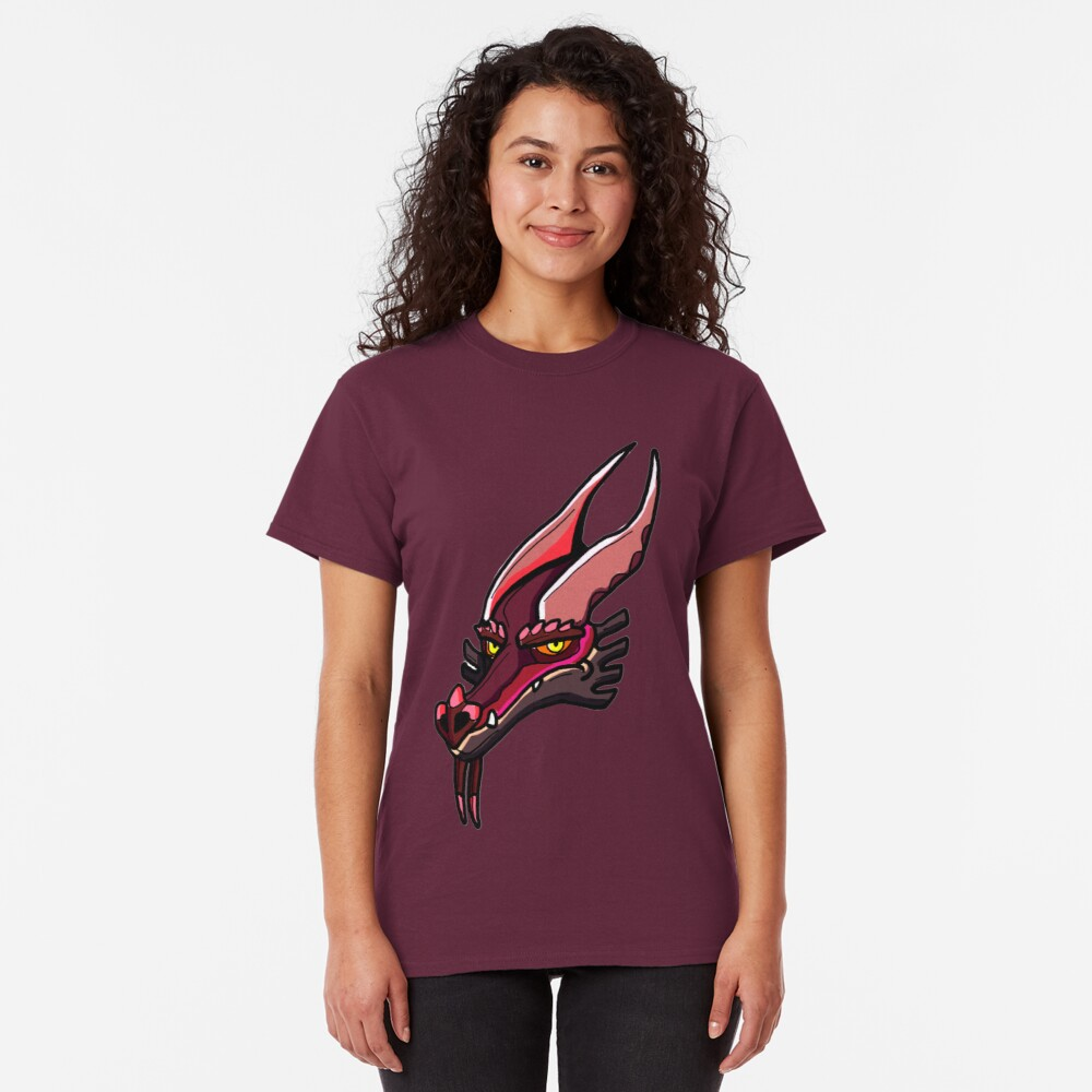 Balthrowmaw the Dragon from Rick and Morty™ Season 4 Classic T-Shirt