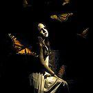 Lilli and butterflys by mirekkrejci