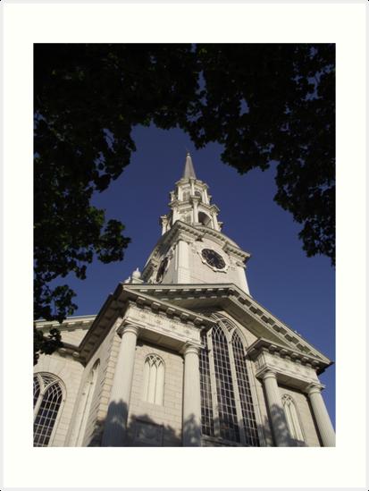First Unitarian Church by endomental Artistry