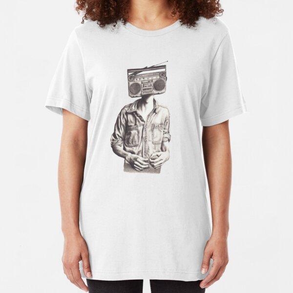 Radio head Slim Fit T-Shirt