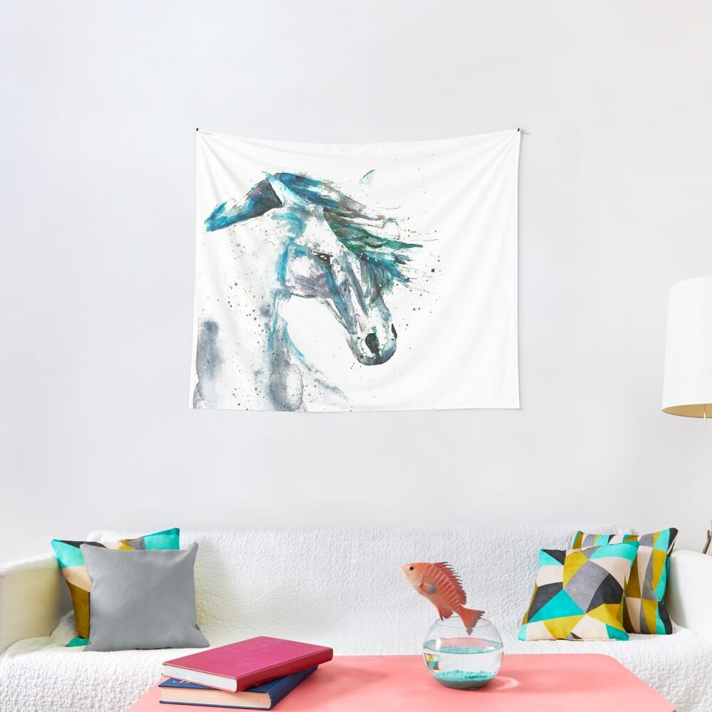 Last Unicorn/Horse Tapestry