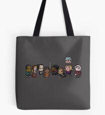 8-Bit Community Tote Bag