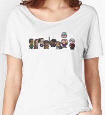 8-Bit Community Women's Relaxed Fit T-Shirt
