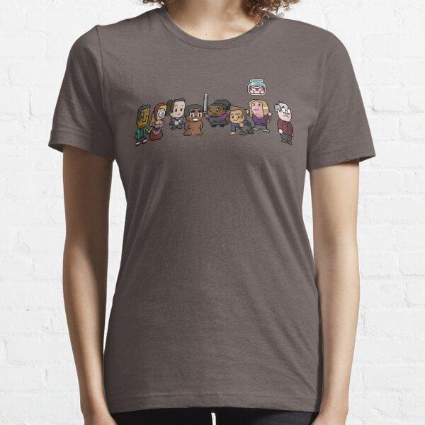 Communauté 8 bits T-shirt essentiel