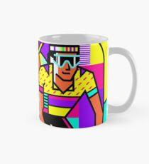 80s cycling Classic Mug