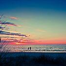 Bonbeach Sunset - One by Steve Edwards