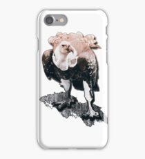 I'm a tough vulture iPhone Case/Skin