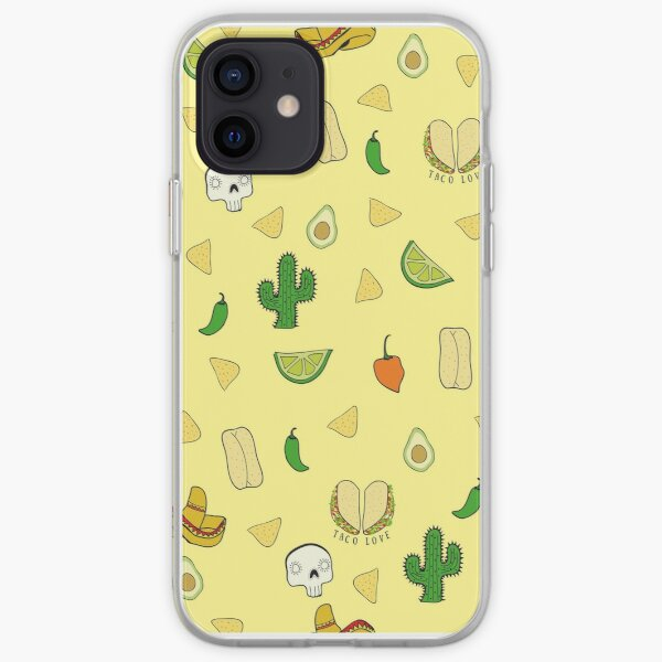 Mexican Food and other cool things iPhone Soft Case