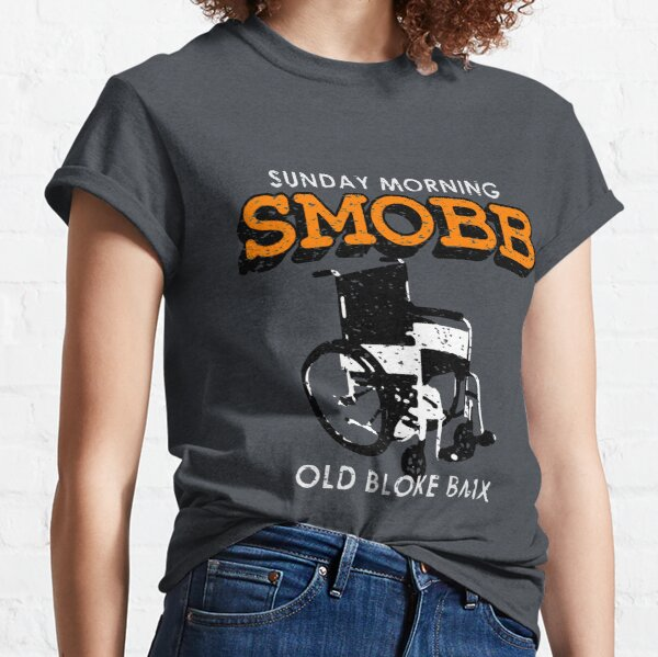 SMOBB Wheelchair Design Classic T-Shirt