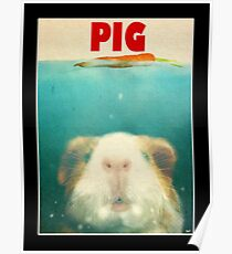 Little Sea Pig Poster