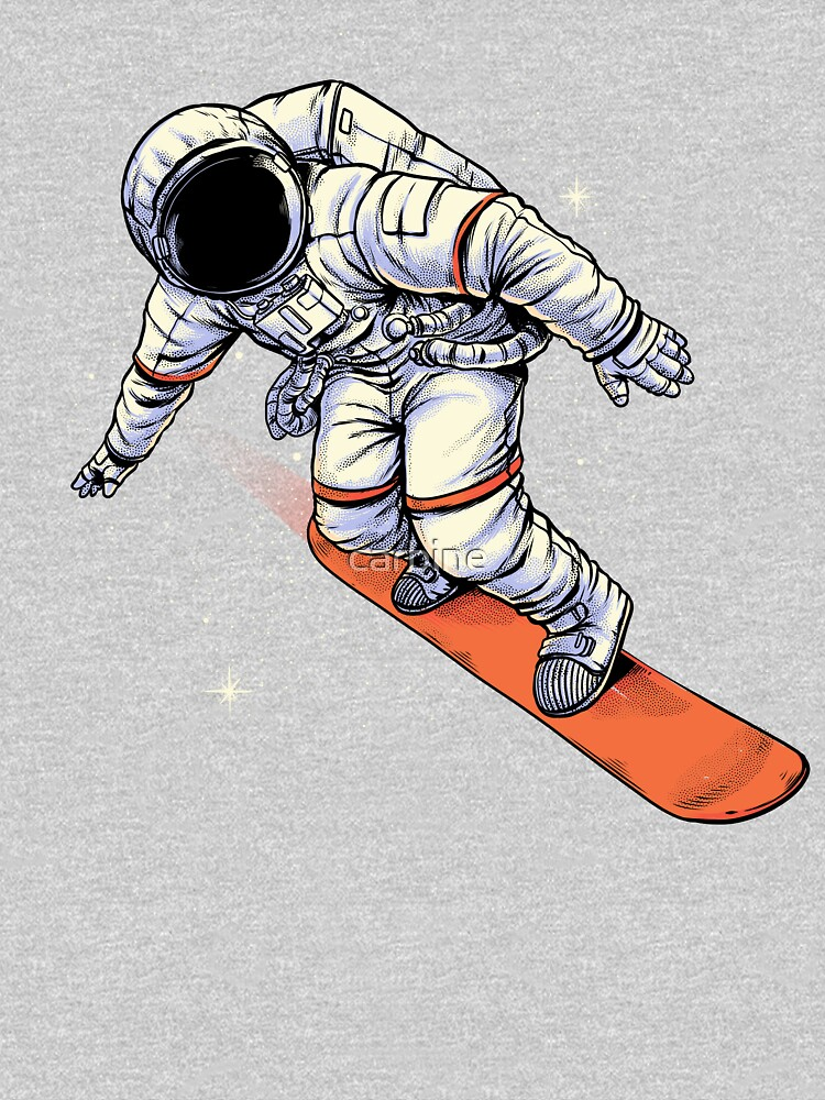 Spaceboarding by carbine
