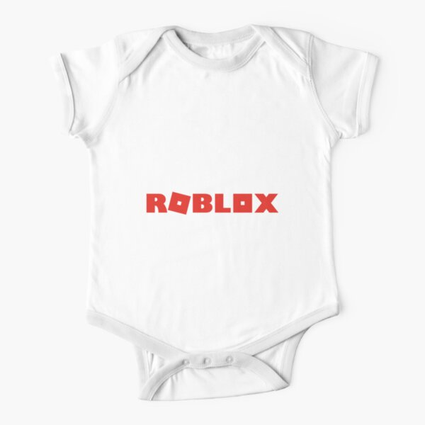 Roblox Short Sleeve Baby One-Piece