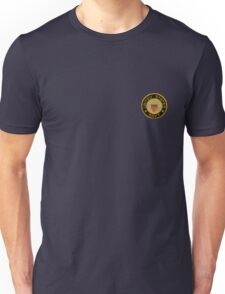 Navy emblem tshirt sm Unisex T-Shirt