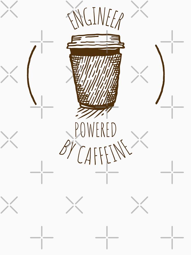 Engineers love Caffeine  by ForEngineer