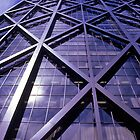 ALCOA Building, San Francisco, USA 1972. by johnrf