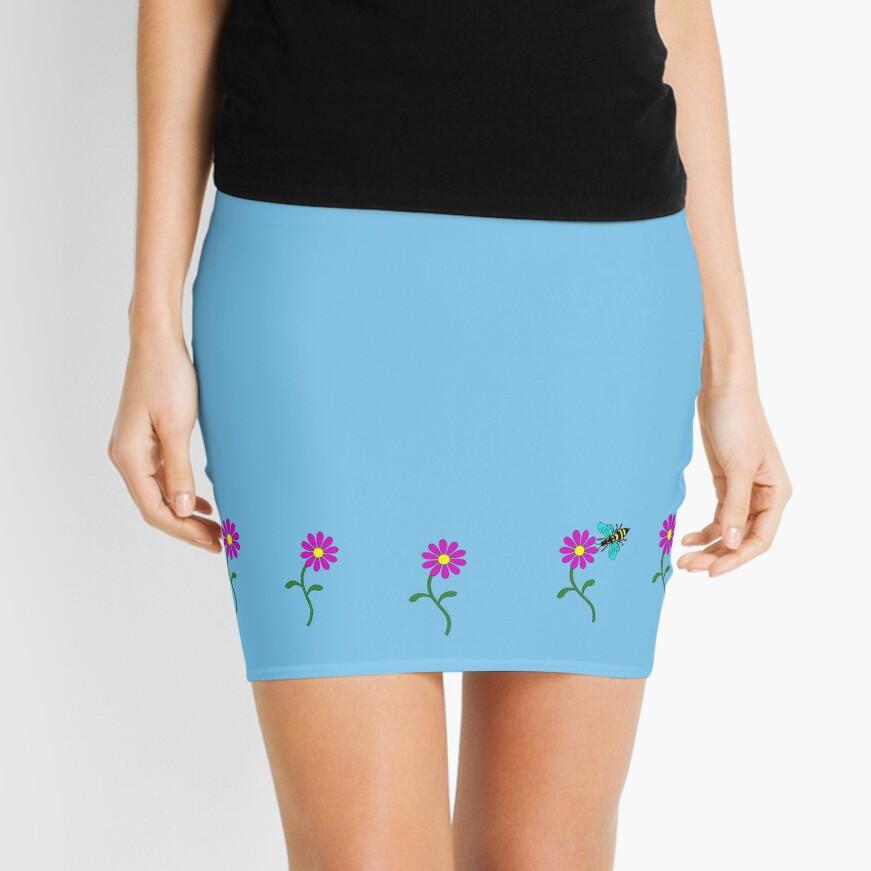 BEATRICE Mini Pencil Skirt Mini Skirt
