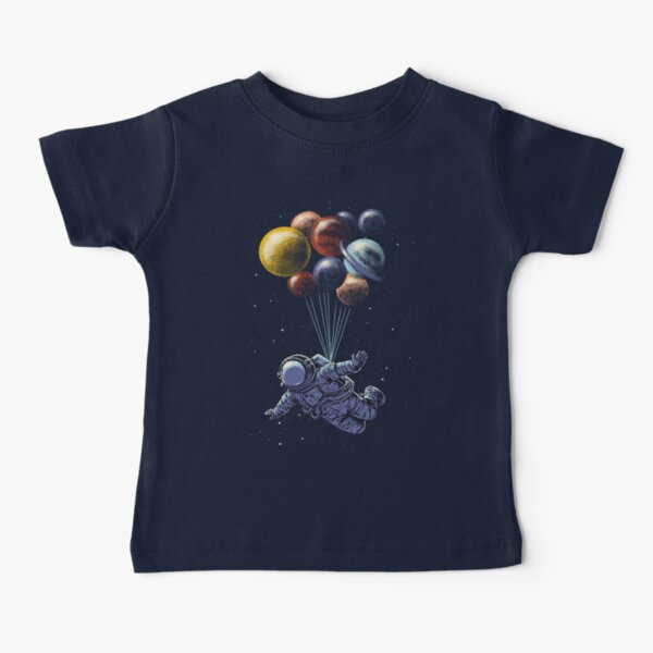 Space Travel Baby T-Shirt