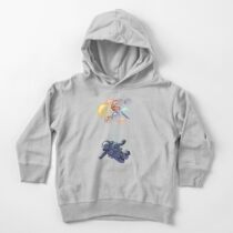 Space Travel Toddler Pullover Hoodie