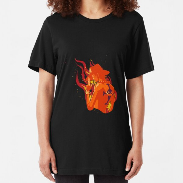 The Power of Fire Slim Fit T-Shirt
