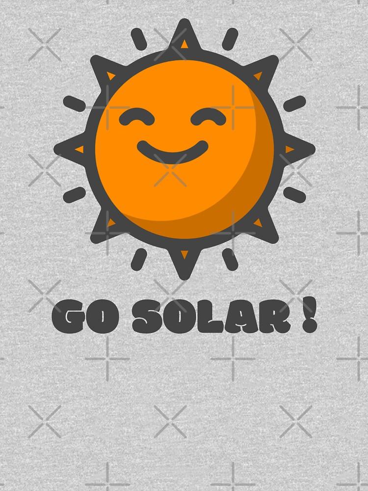 Go Solar  by ForEngineer