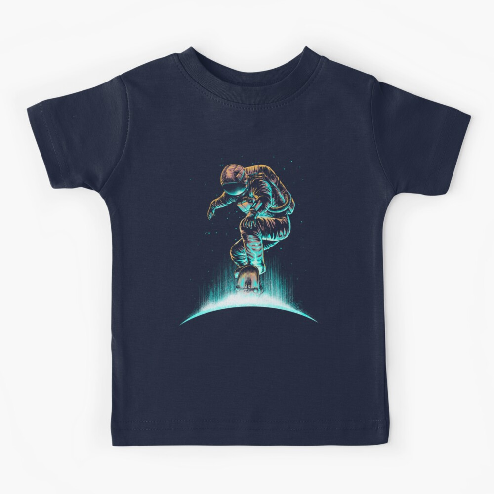 Space Grind Kids T-Shirt