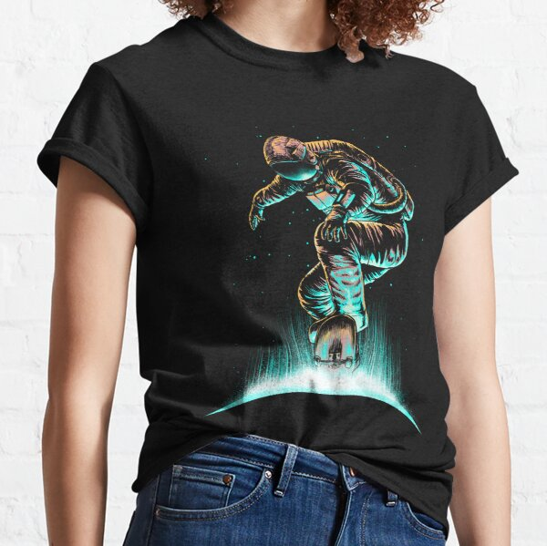 Space Grind Classic T-Shirt