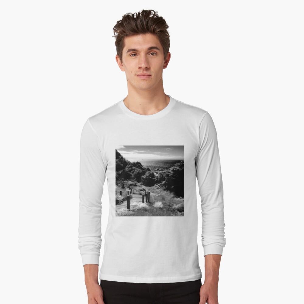 Land's End - San Francisco  Long Sleeve T-Shirt
