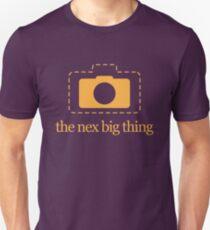 Mirrorless Cameras – Nex Big Thing Unisex T-Shirt