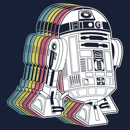 TShirtGifter presents: R2Delicious