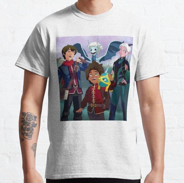 Women Unisex Full Size. Hoodie for Men The Dragon Prince Bait and Zym Classic TShirt T Shirt Tee shirt