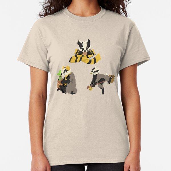 3 badgers Classic T-Shirt