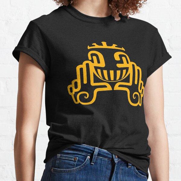 Logo de la tribu en spirale T-shirt classique