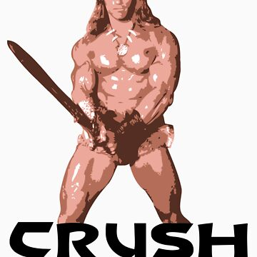 Conan the Barbarian- Crush Remakes by koalakoala