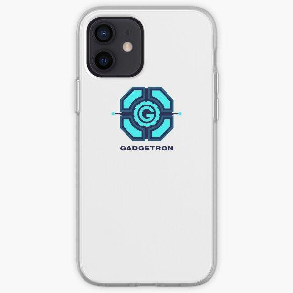 Logotipo de Gadgetron (Trinquete y Clank) Funda blanda para iPhone