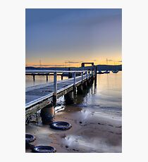 Perspective - (HDR Panorama) Paradise Beach, Sydney - The HDR Experience Photographic Print