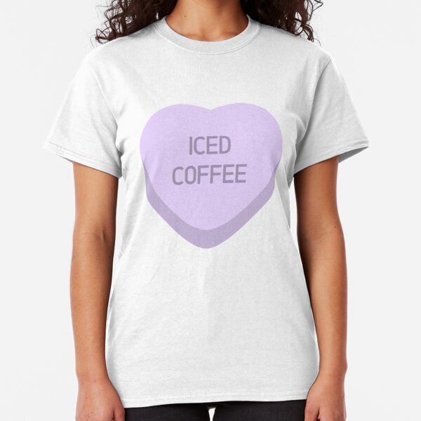 Iced Latte T-Shirts