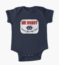 Mr Robot - Computer Repair With A Smile Kids Clothes