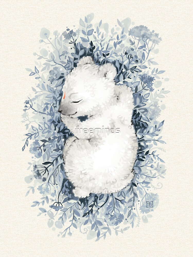 Polar Slumber by freeminds