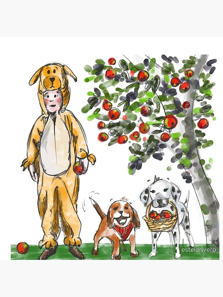 Apple lovers by estelarivero