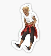 Dragon Age | Modern AU zevran Sticker