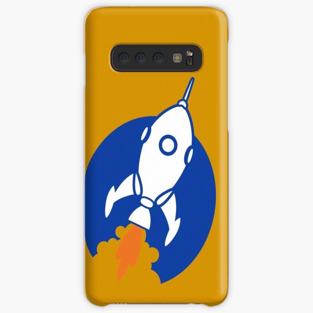 Rocket Blast Case & Skin for Samsung Galaxy