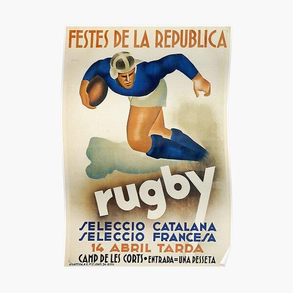 Espagne. Poster
