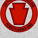 28th Infantry Pennsylvania ANG by jcmeyer