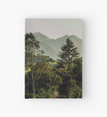 Nature Hardcover Journal